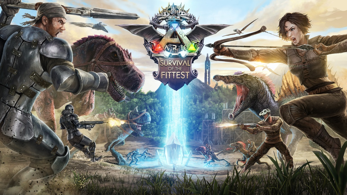 ARK Reveals Survival of the Fittest Battle Mode news header
