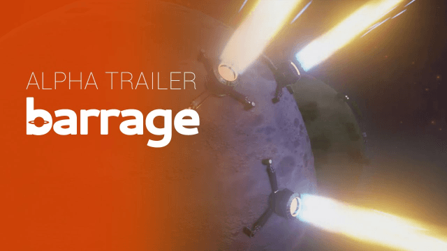 Barrage - Alpha Trailer thumbnail
