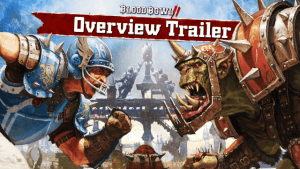 Blood Bowl 2 Overview Trailer thumbnail