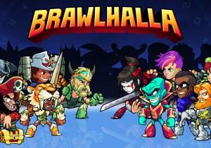Brawlhalla Game Banner