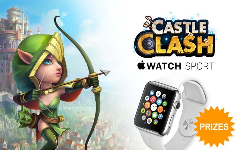 Castle Clash Celebrates 2nd Anniversary With Giveaway news header