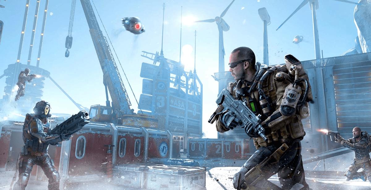 Final Call of Duty: Advanced Warfare DLC, Reckoning, Announced news header