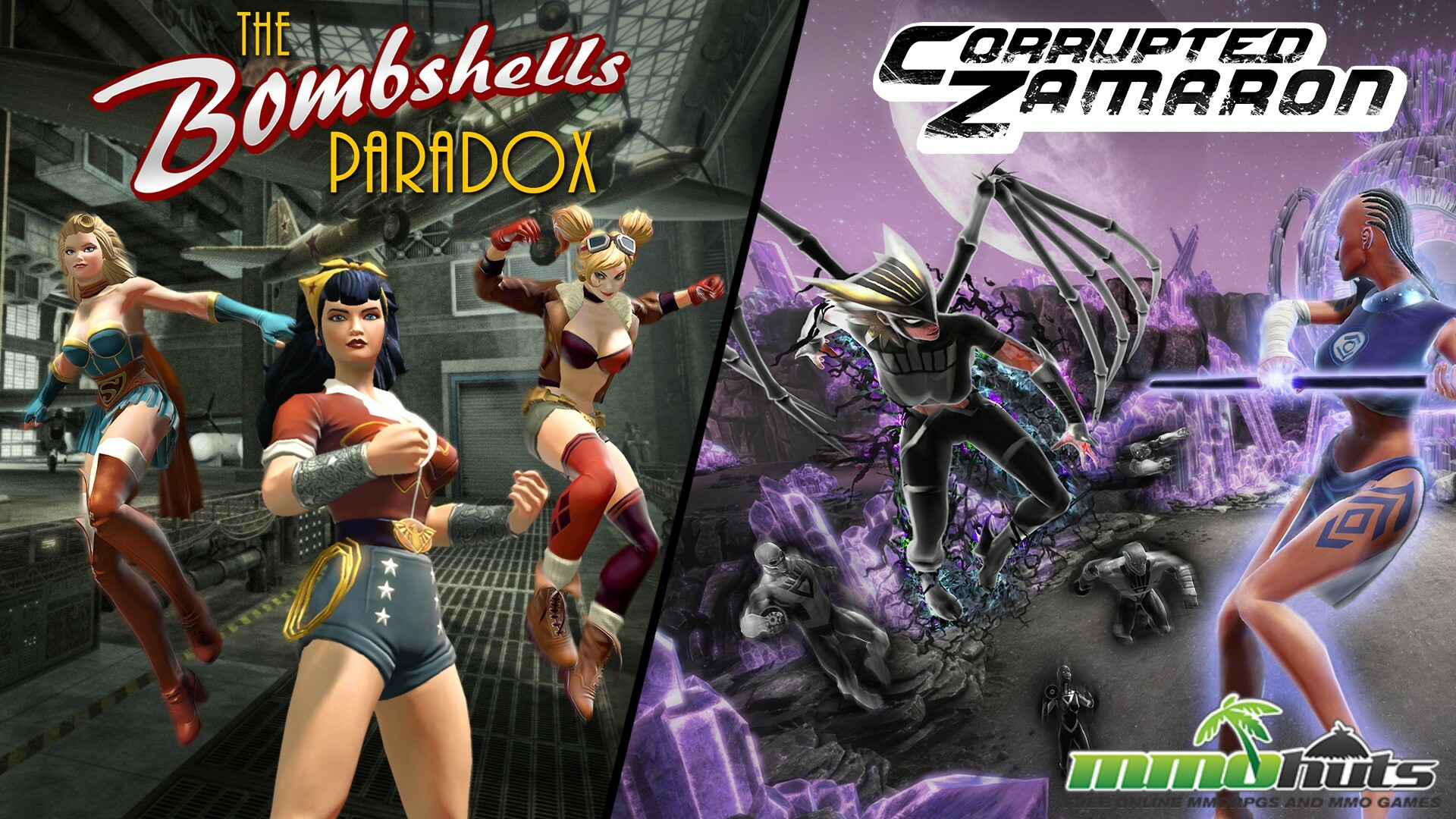 DCUO Bombshellls Preview