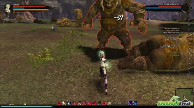 Dragon's Prophet Beta Review screenshot