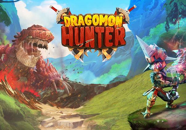 DragomonHunter Game Banner