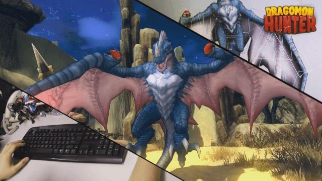Dragomon Hunter - Developer Interview video thumbnail