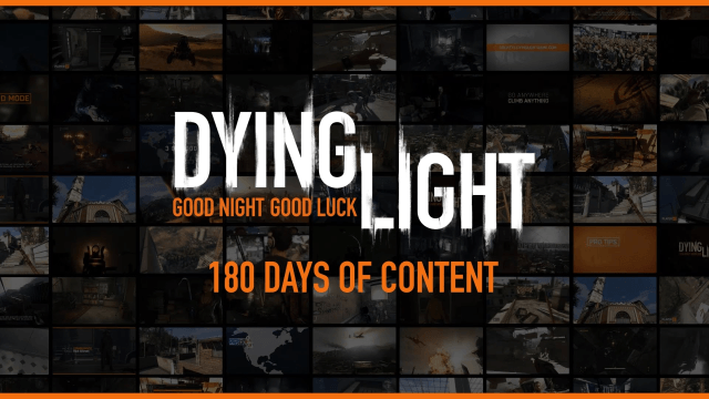 Dying Light: Half a Year and Future Content Reveal video thumbnail