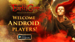 Earthcore: Shattered Elements Android Launch Trailer thumbnail