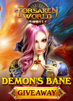 FW Mobile Demon Weapon Pack Giveaway