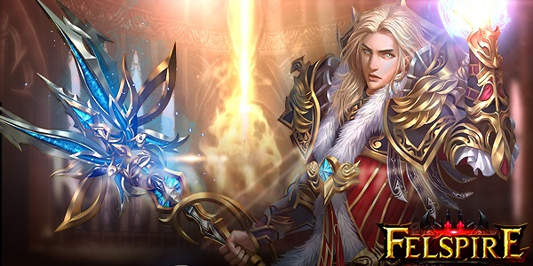 37Games Launches New Fast-paced ARPG Felspire news header