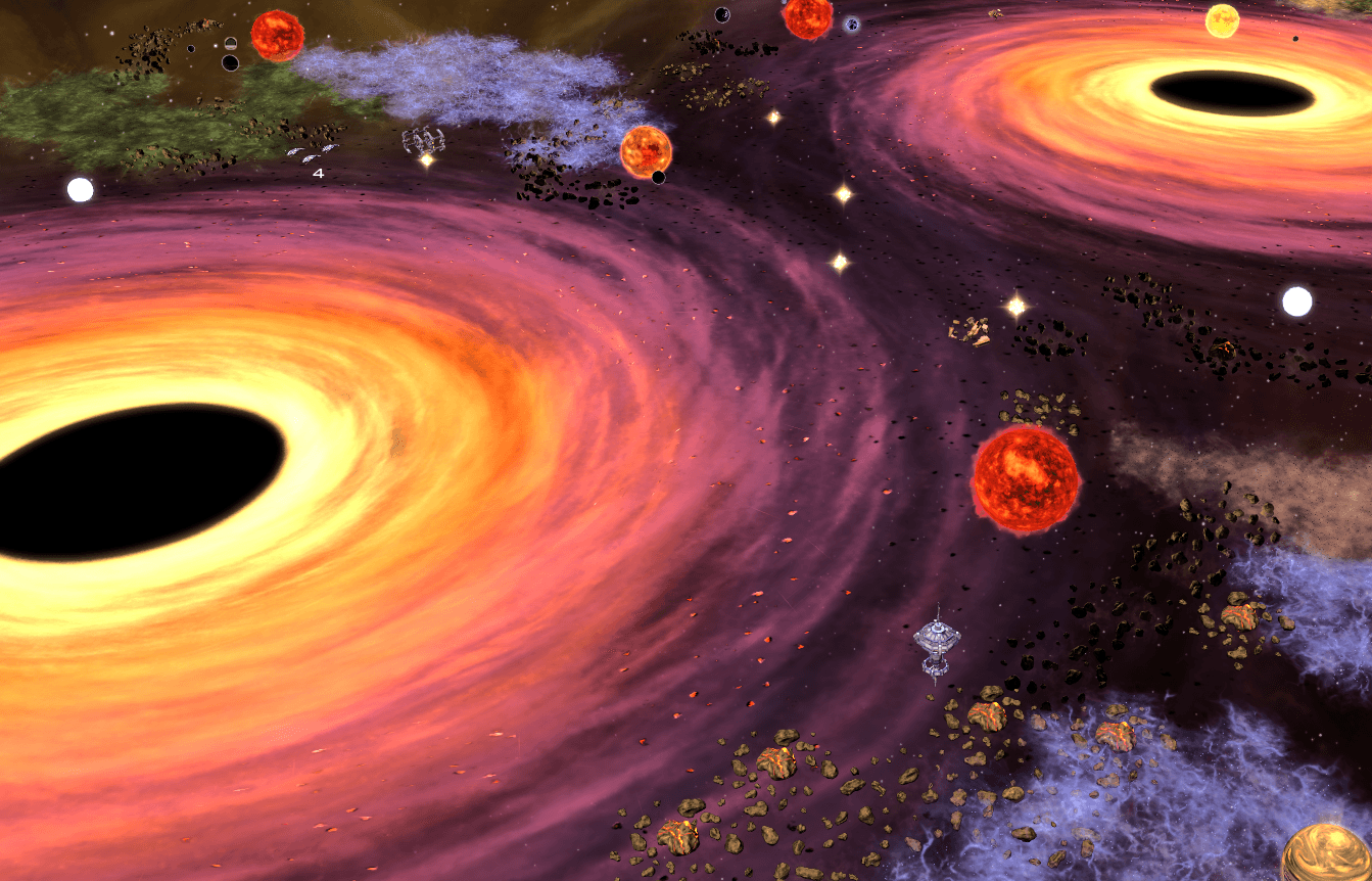 Galactic Civilizations III Gets Steam Workshop Support & Map Pack DLC news header