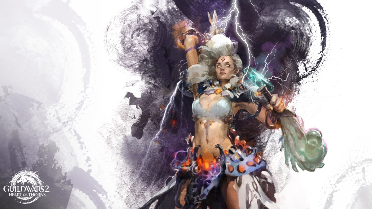 Guild Wars 2 Reveals The Elementalist Elite Specialization, Tempest news header