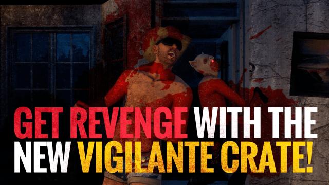 H1Z1: Vigilante Crate Trailer thumbnail