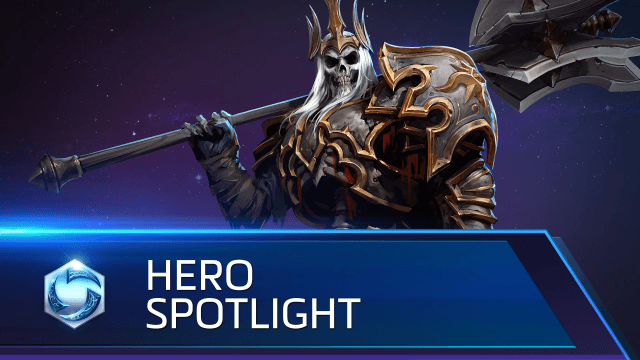 Heroes of the Storm Spotlight: Leoric video thumbnail