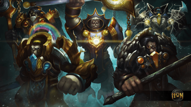 Heroes of Newerth Avatar Spotlight: The Five Thunder Emperors video thumbnail