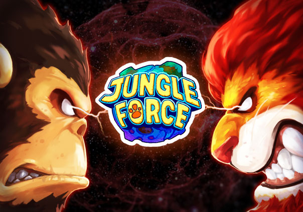 Jungle Force Game Profile Banner
