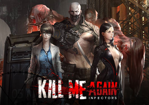 Kill Me Again: Infectors Game Profile Banner