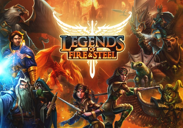 Legends of Fire & Steel Game Profile Banner