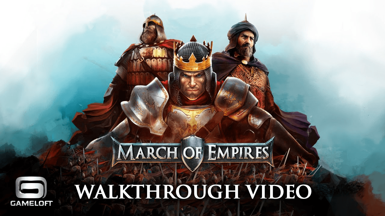 March of Empires Walkthrough Video thumb