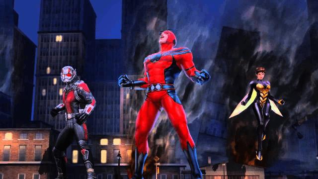 Marvel Future Fight: Ant-Man Update video thumbnail