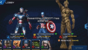 Marvel Future Fight Co-Op Trailer thumb