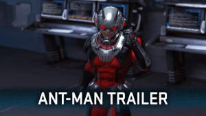 Marvel Heroes 2015 - Ant-Man Trailer thumbnail