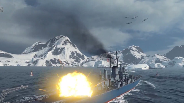 WoWS Naval Academy Carriers