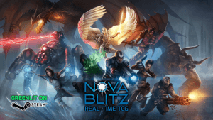Nova Blitz Kickstarter Video thumbnail