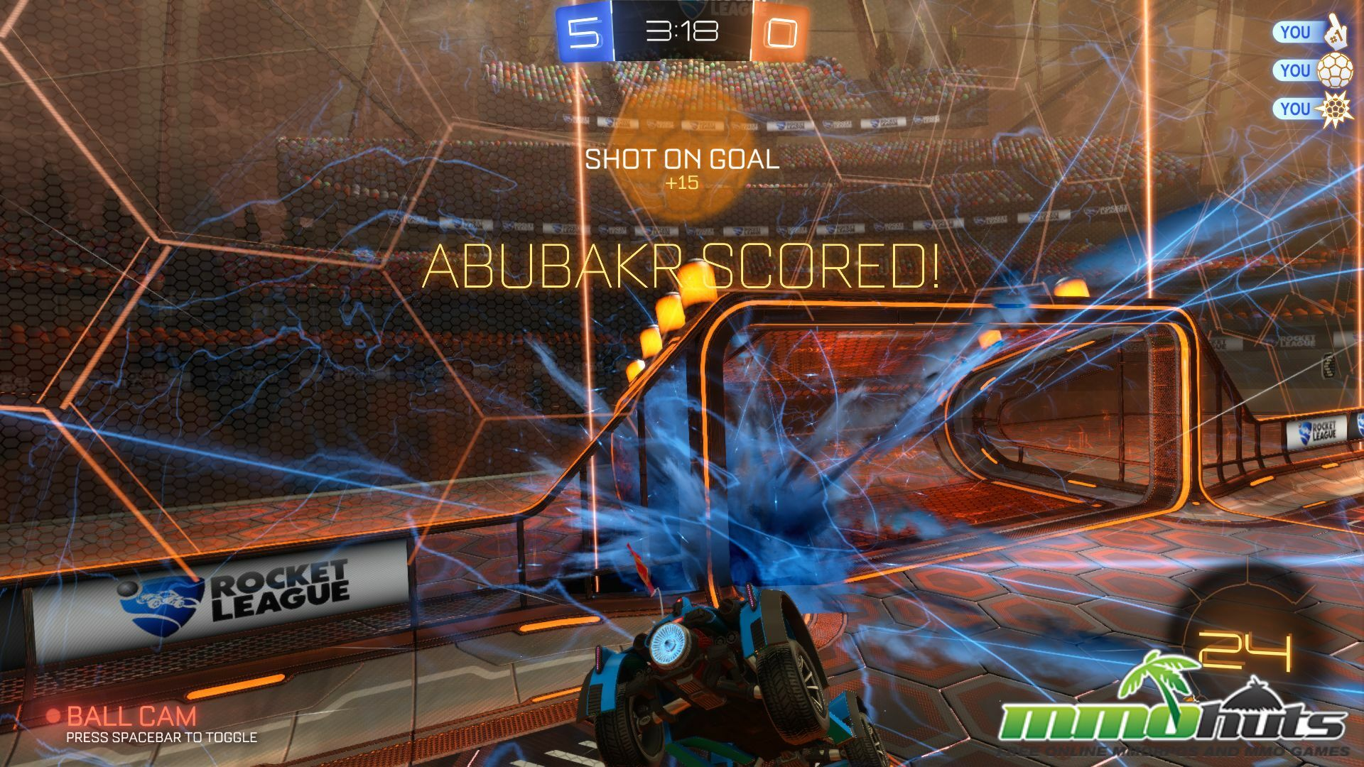 Rocket League Launch Review
