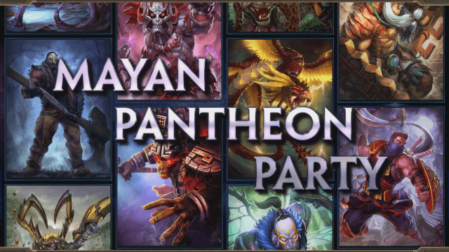 SMITE Mayan Pantheon Party - July 9th - 12th video thumbnail