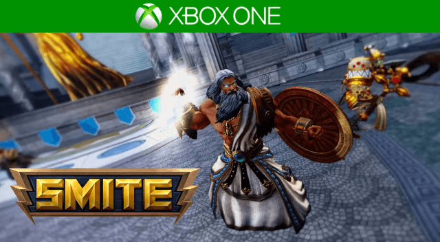 SMITE Xbox One Open Beta Trailer thumbnail