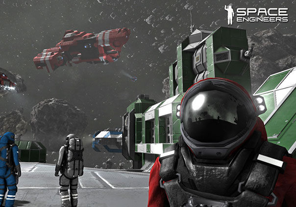 Space Engineers Game Banner