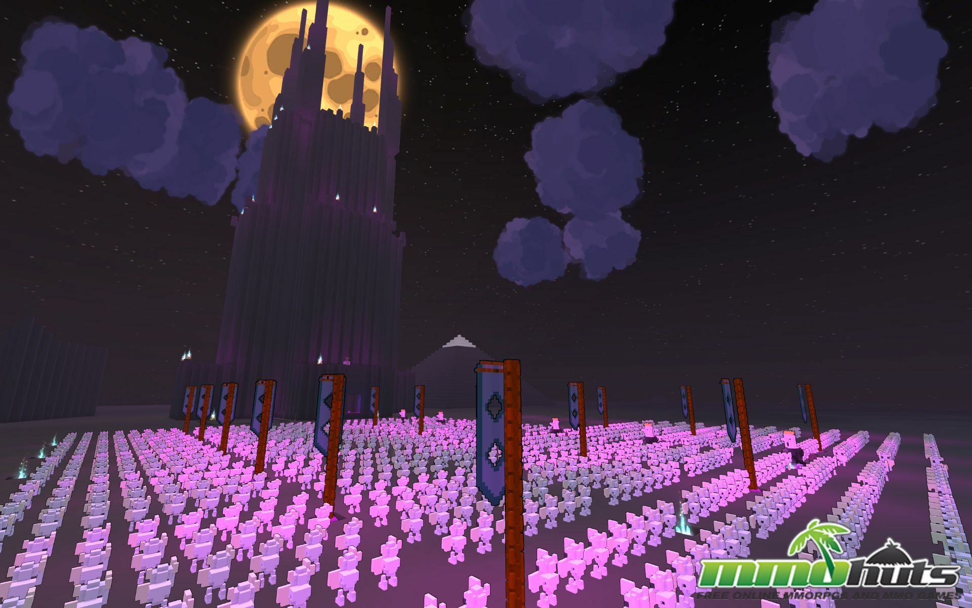 Trove Launch Demo with Trion Worlds