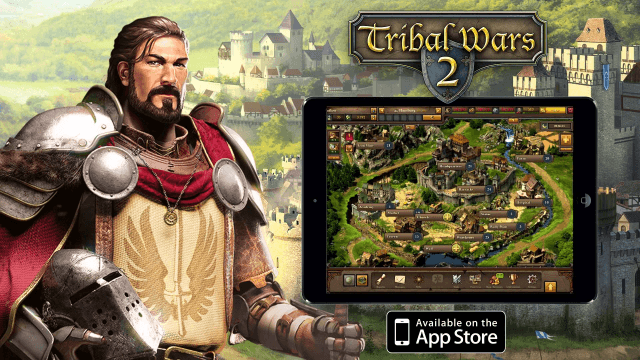 Tribal Wars 2 - Introducing the iOS App video thumbnail
