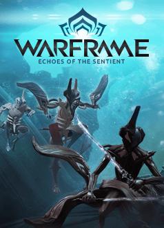 Warframe Sentient Pack Homepage