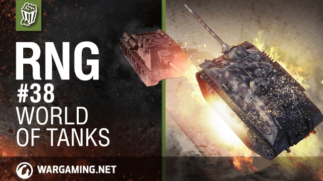 World of Tanks - RNG Episode 38 video thumbnail