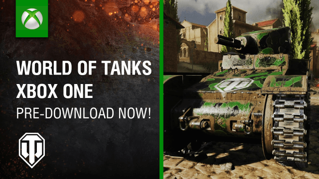 World of Tanks Xbox One Pre-download Available video thumbnail