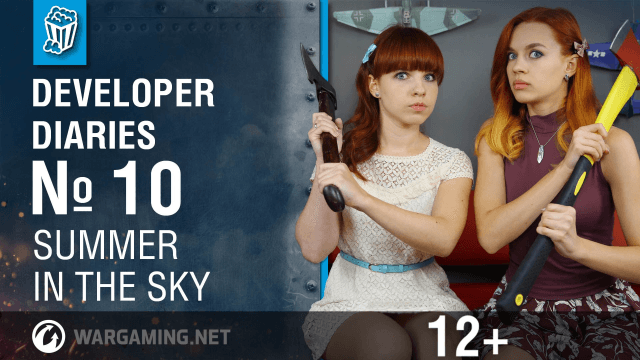 World of Warplanes Developer Diaries 10 - Summer in the Sky video thumbnail