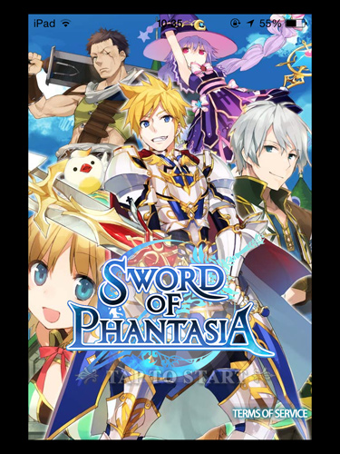 Sword of Phantasia Mobile Review header