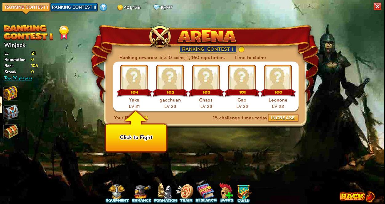 tynon-arena