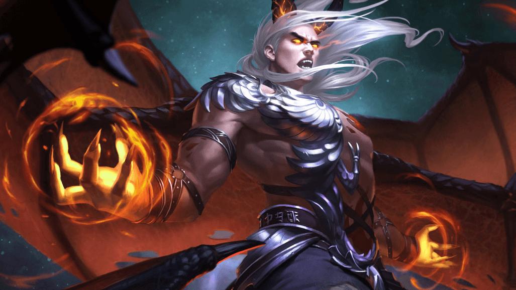 Ace of Arenas Champion Spotlight - Dante video thumb