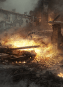 Armored Warfare World on Fire Backstory Teased news thumb