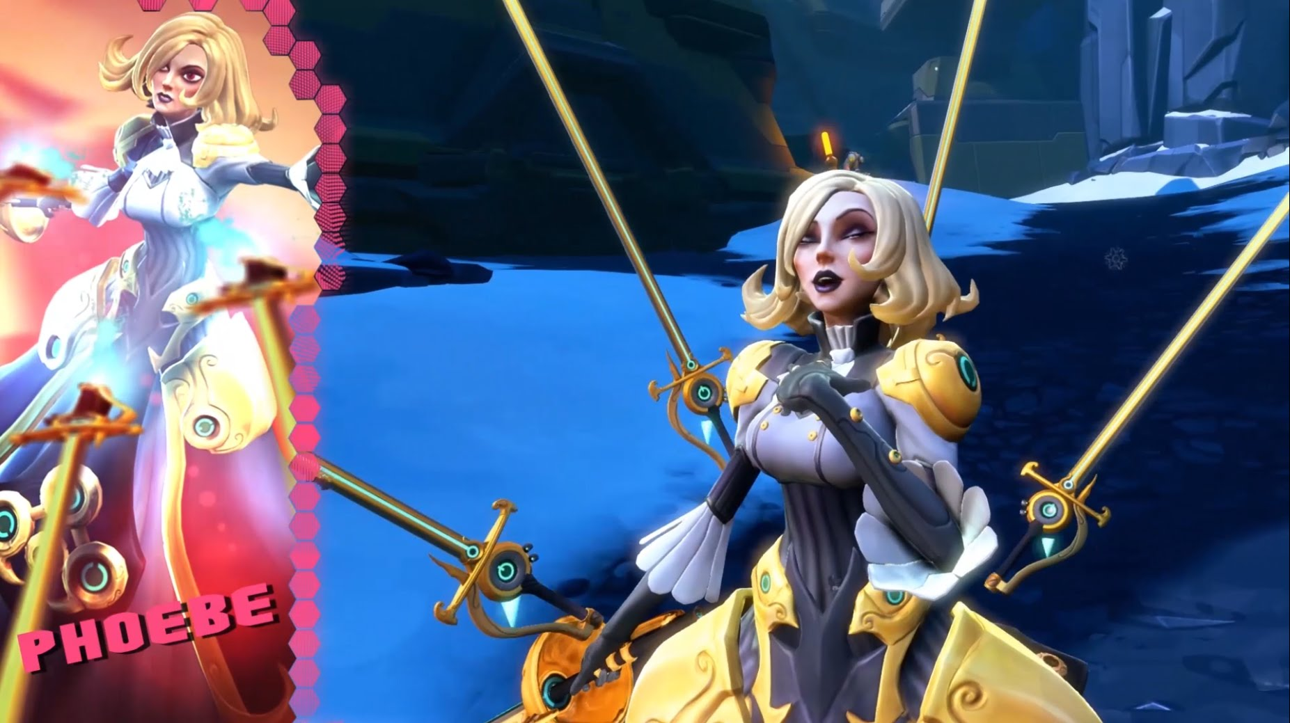 Battleborn: Phoebe Gameplay Video thumb