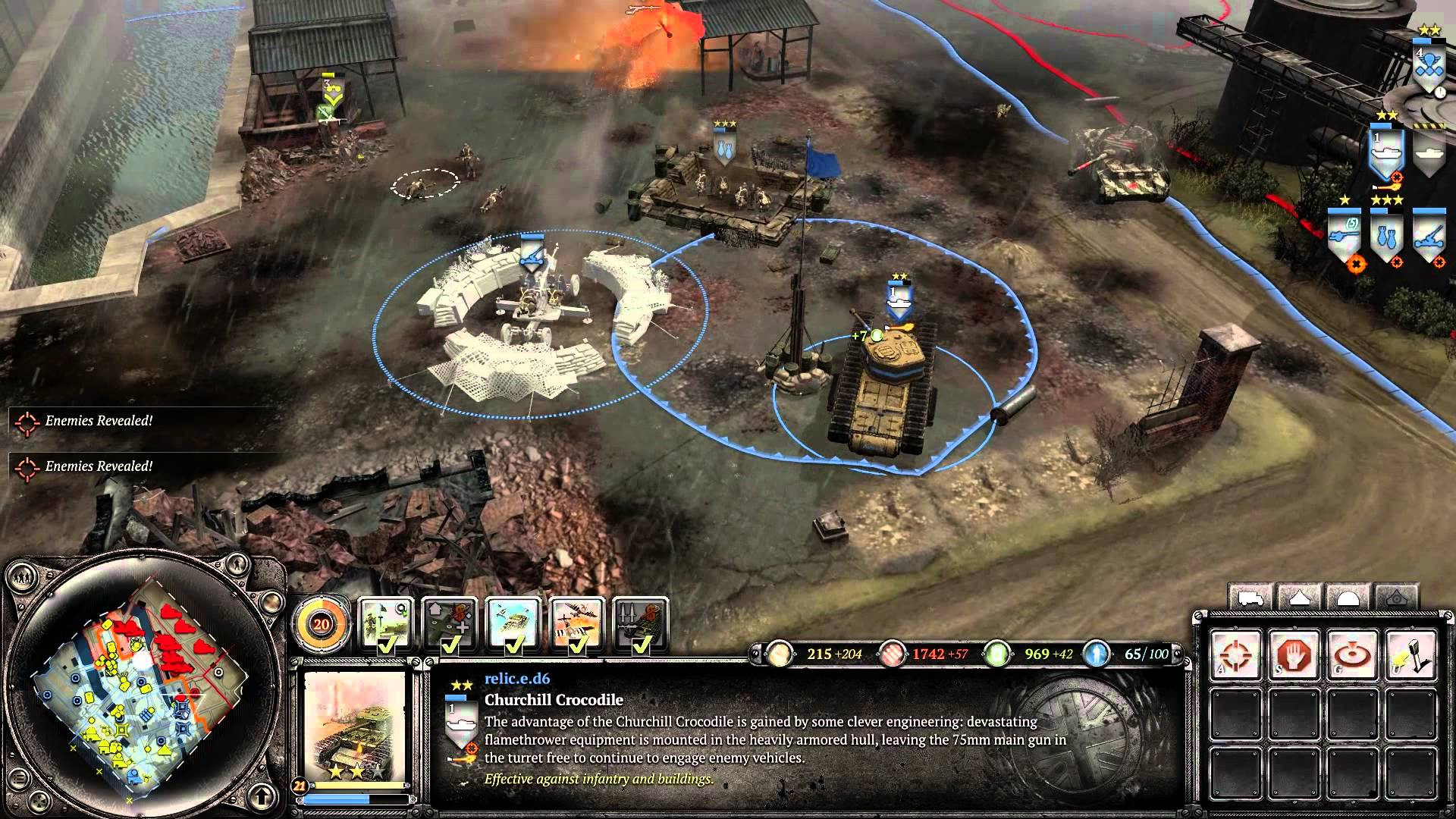 COH2: The British Forces – From History to Gameplay Pt. 2 (Dev Diary) video thumbnail