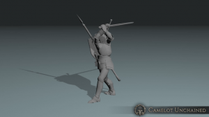 Camelot Unchained: Melee Combat Animation Demo video thumbnail