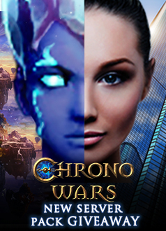 Chrono Wars Server Pack Giveaway