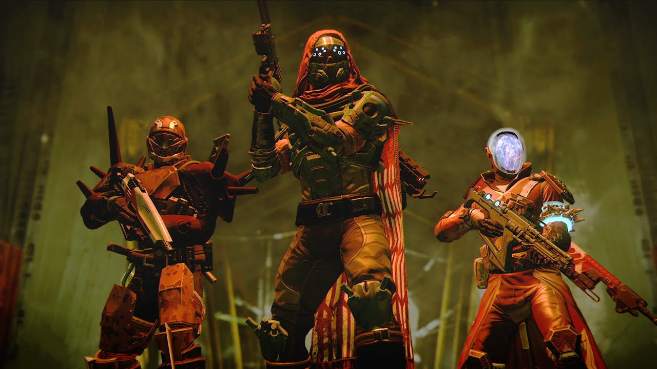 Destiny: The Taken King We Are Guardians Trailer thumbnail