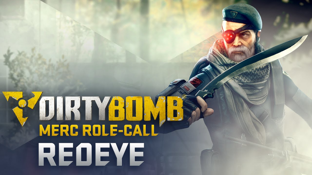 Dirty Bomb Merc Role-call: Redeye video thumbnail