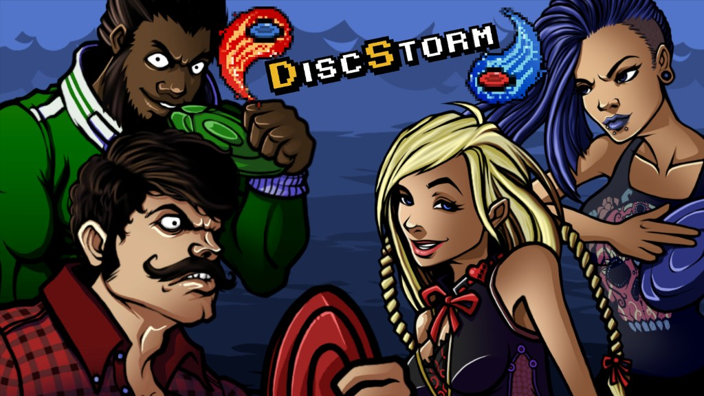 DiscStorm Launch Review