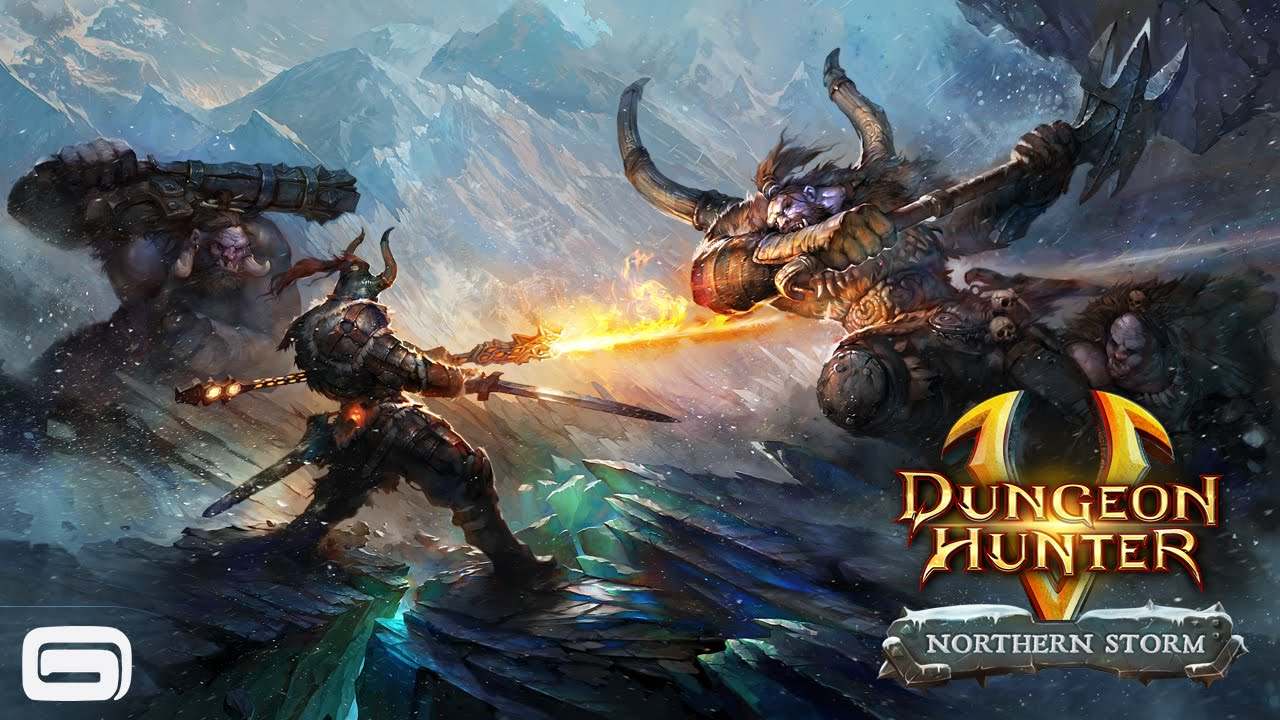 Dungeon Hunter 5: Northern Storm Update Trailer thumbnail
